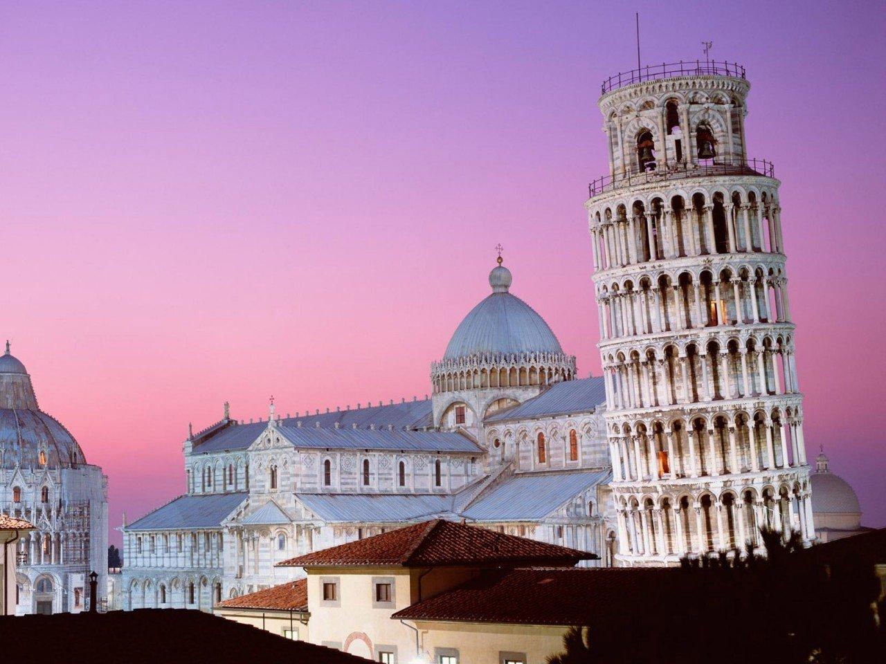 罗马式建筑图片