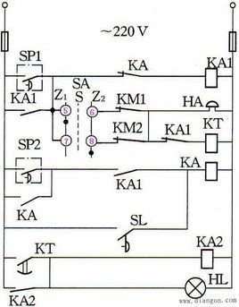 以常用的电工电路为例