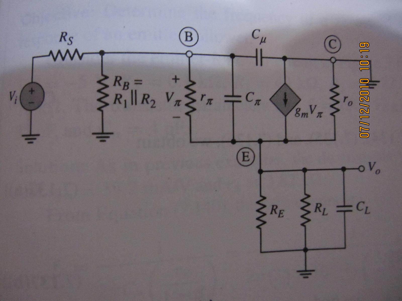 生物膜可以用电容为c和电阻为r的并联等效电路来表示