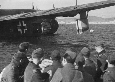 bv222水上飞机